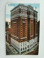 Vintage 1920's The McAlpin Hotel Building, New York City NY Postcard