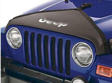 Front Hood Cover T Style With Logo For for 2007 - 2018 Jeep Wrangler JK 2/4 door
