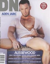 DNA Magazine #132 gay men GUI THOMAS WHITFIELD ADEN JARIC