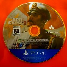 Just Cause 3 (PlayStation 4, 2015) Disc Only # 14137