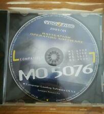 VDO Dayton MO5076  SOFTWARE CD für Navigationgeräte  MS4900 MS5000 MS5100 MS6000