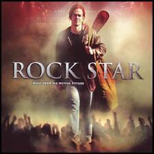 ROCK STAR - SOUNDTRACK CD ~ STEEL DRAGON~TED NUGENT~BON JOVI~KISS~INXS +++ *NEW*