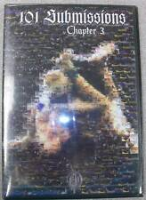 Grappling Submission 101 Dvd Brand New Chapter 3 #368E