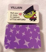 Replacement Game Tiles 31 Power Puff Girls Saving The World Before Bedtime