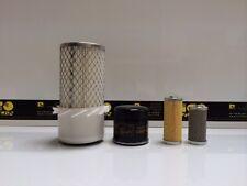 Lifton 1001 Mini Dumper Filter Service Kit Air, Oil, Fuel Filters