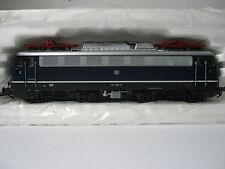 Liliput HO 110 232 Elektro Lok BR 110 396 - 9 DB Blau (RG/88S2-006)