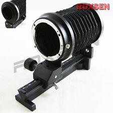Macro Extension Bellows for NIKON F mount camera D4 D600 D800 D3200 D5200 D700