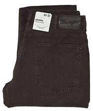 Wrangler Arizona Stretch Jeans Größe wählbar Chocolate wash BRAUN W12ODX76D