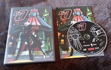 The Big O: Volume 1 (DVD, 2001, Subbed & Dubbed) vol Bandai anime RARE OOP