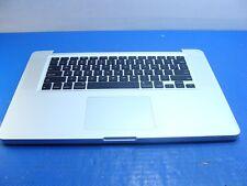 """MacBook Pro A1286 15"""" 2010 MC371LL/A Palmrest w/ Keyboard TrackPad 661-5481 #2"""