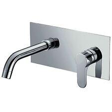 """""""diablo"""" chrome 2 trous mural mitigeur de lavabo-designer robinets"""
