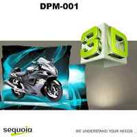 3D Effect Photo Decorative Pillowcases Sport Cars Motorbike Animals Football