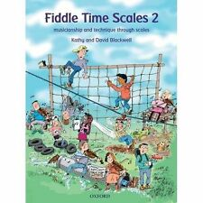 Fiddle Time Scales 2 by Kathy and David Blackwell