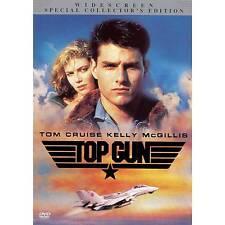 Top Gun DVD 1986 Tom Cruise 2 Disc Special Collectors Edition
