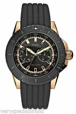 Guess Gold Tone Chronograph Stainless Steel Watch W15067L1