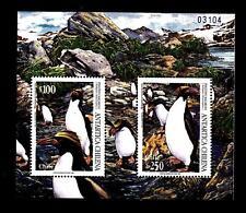 CHILE - CILE - BF - 1995 - Territorio Antartico Cileno: fauna.