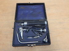 VINTAGE GOWLLANDS OPTHALMOSCOPE WITH CASE ~ MEDICAL