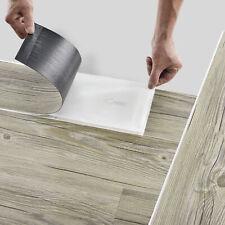 [neu.holz]® 1m² Vinyl Laminat Selbstklebend Eiche hell Dielen Planke Vinylboden