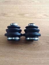 CV Axle Inner & Outer Boot 6 Piece Kit-IN STOCK-INC. 4 CLAMPS-Rear BMW 2002 1600