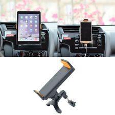 Universal 360° Rotate Car Air Vent Mount Holder Stand For iPhone 4-10 Inch Phone