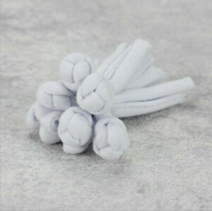 Cotton Double-Sided Knitting Material Chinese Knot Frog Fasteners Sewing Buttons