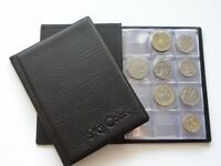 Collectors Coin Album for 96 Coins  50p Olympic,Beatrix,old 50p ,£2 ,£1