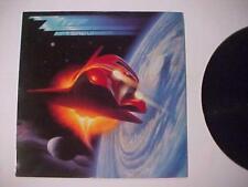 RARE OLD VINTAGE Rock Roll Music Record  ~ZZ TOP~  Vinyl Disc LP Album 1985