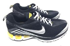 Nike Air Agitate Men's Sz 7.5 Livestrong Black Gold