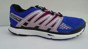Salomon X-Scream W Damen Laufschuhe Gr 37 Schuhe Trail Running Outdoor blau NEU