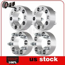 "4pcs 2"" thick 5x4.5 wheel spacers for Ford Explorer Ranger Lincoln MKX Aviator"