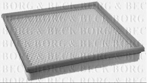 BORG & BECK AIR FILTER FOR CHEVROLET CRUZE DIESEL 2.0 HATCHBACK 120KW
