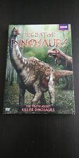 BBC Predator Dinosaurs (DVD, 2013)