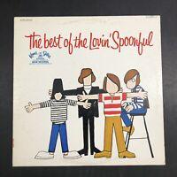 The Best Of The Lovin Spoonful Kama Sutra KLPS-8056 Vinyl Lp VG+ V2