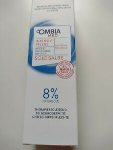 OMBIA Sole Salbe