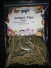 Juniper Tips (Common Juniper) - 1 oz Dried