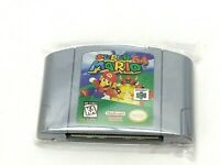 Super Mario 64 For Nintendo N64