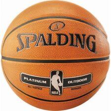 NBA Spalding NBA Platinum Outdoor Basketball Size 7 Unisex