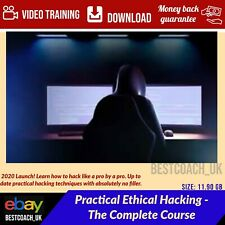 Practical Ethical Hacking - The Complete Course - Video Training