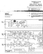 Circuit diagrams-Schaltpläne für Heathkit IM-4130