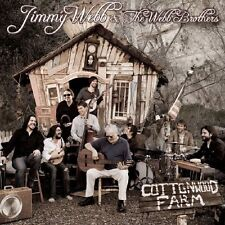 Jimmy Webb and The Webb Brothers - Cottonwood Farm [CD]