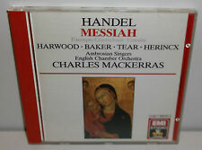 CDM 7 69040 2 Handel Messiah Excerpts Ambrosian Singers ECO Mackerras