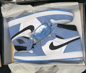 Nike Air Jordan 1 Retro High OG High Obsidienne all Sizes 100% Authentic