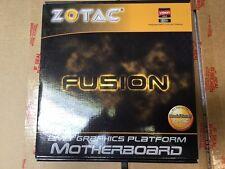 ZOTAC FUSION350-A-E E-350 APU Hudson M1 Mini ITX Motherboard/CPU Combo