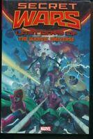 Secret Wars Last Days Of The Marvel Universe Hardcover New HC Marvel Comics