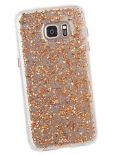 Case-Mate Karat Case for Samsung Galaxy S7 Edge - Rose Gold / Transparent