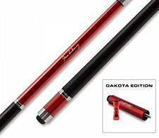 Cuetec Cynergy Dakota Edition Pool Cue in Metallic Red-Brand New