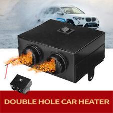 12V Car Auto Trunk Fan Heater Warmer Defroster Demister Heating Fan 400W M8G4N
