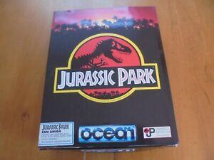PC Spiel für Amiga und IBM PC°°°Jurassic Park°°°°