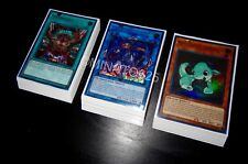 Yugioh Complete World Chalice Deck + Ultra Pro Sleeves! Tournament Ready! Links!
