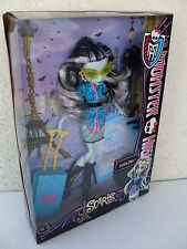frankie stein scaris monster high doll daughter frankenstein ok NRFB Y7647 Y7643
